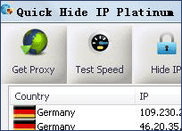Quick Hide IP